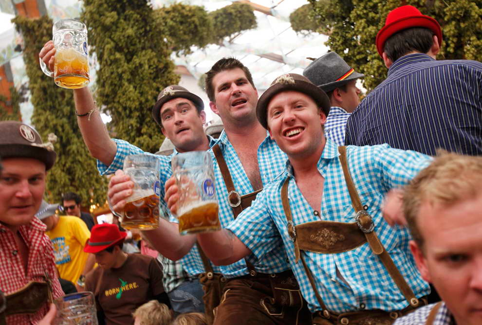 Variety of Outfits for the Oktoberfest ~ German Clothing Store
