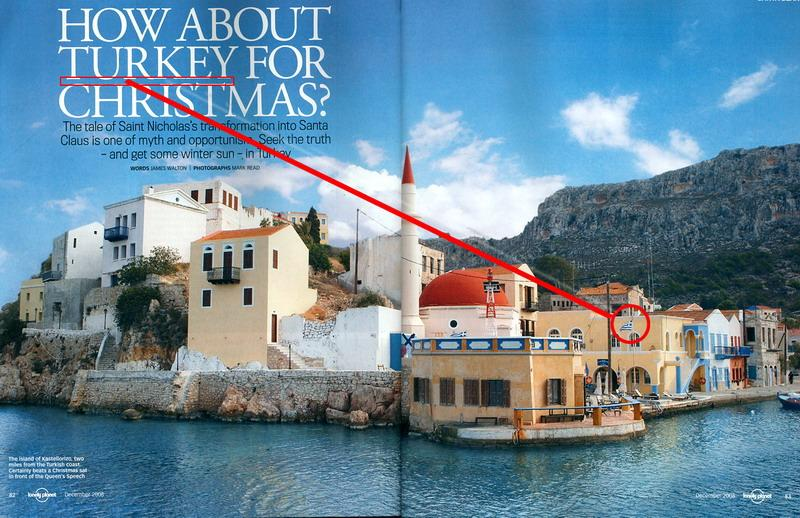 LolliTop: Lonely planet suggests Christmas in Turkey