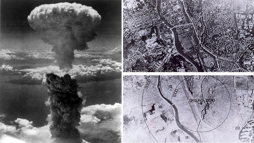 the necessity of bombing of the japanese cities during wwii Start studying wwi and wwii learn who were the allied powers during wwii axis powers how did the bombing of pearl harbor affect the japanese americans on.